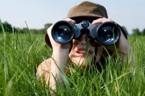 binoculars-in-grass