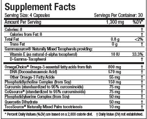 BANG! Brain Health Product Label - RagTagResearchGeeks.com