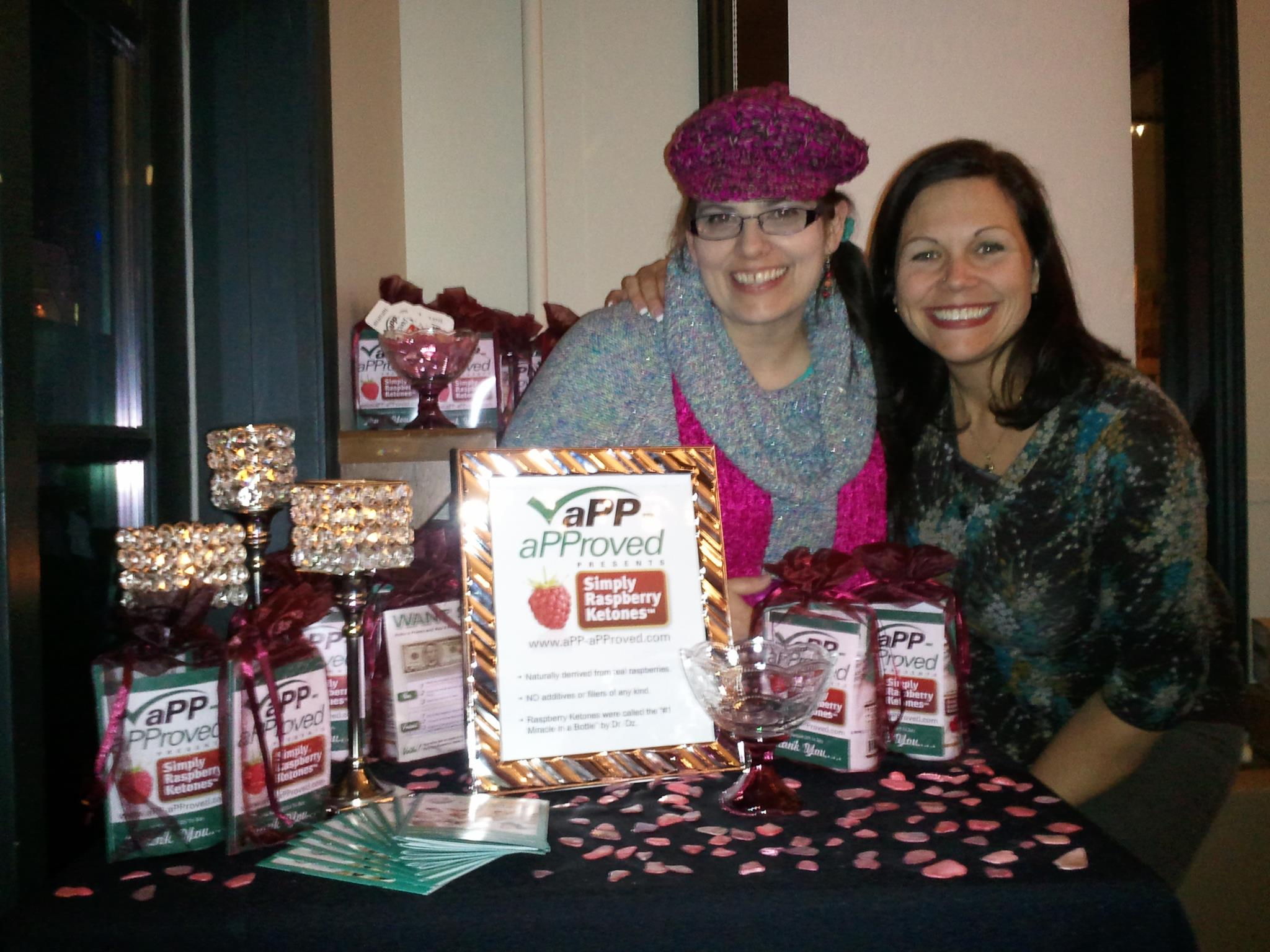 Geeks at Sundance Film Festival, ready to share Simply Raspberry Ketones. So excited to be here!